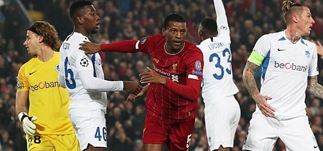 Foto: Wijnaldum helpt Liverpool, Dortmund deelt Inter dreun uit