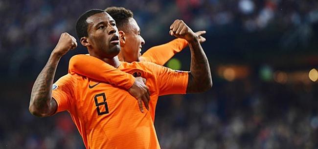Foto: Buitenlandse media gaan los over Duitsland-Oranje: 'Domste óóit'