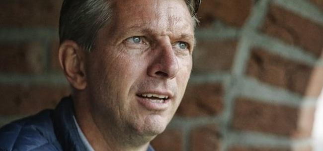Foto: Heerenveen zoekt nieuwe trainer: