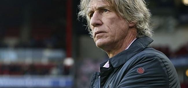 Foto: 'Praatjesmaker' Verbeek afgeraden: