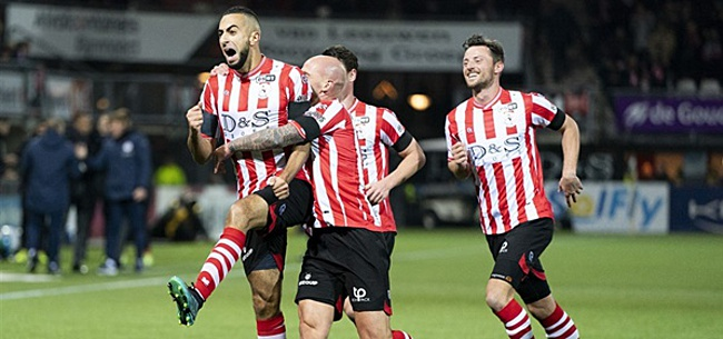 Foto: 'Sparta Rotterdam wil stadgenoot tussentijds beroven'
