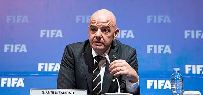 Foto: Uitbreiding deelnemersveld WK nog niet haalbaar in Qatar