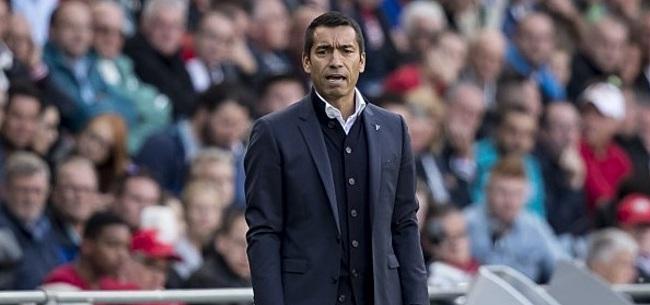 Foto: Feyenoorder hoopt op positiewissel: