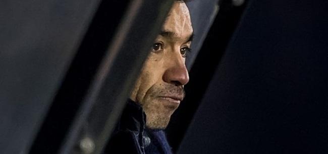 Foto: 'Gio zorgt voor ontevreden spelers bij Feyenoord'