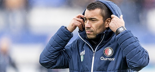 Foto: 'Feyenoorder krijgt eindelijk basisplek van Gio'