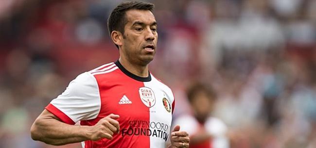 Foto: 'Feyenoord wilde stunten met vervanger Van Bronckhorst'
