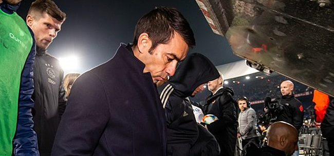 Foto: Nog meer zorgen voor Van Bronckhorst: meerdere 'pijntjes' bij Feyenoord