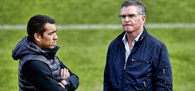 Foto: 'Van Geel denkt aan oud-Ajacied als opvolger Karsdorp'