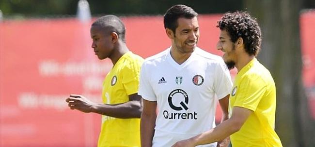 Foto: 'Feyenoord-poging draait uit op zware teleurstelling'