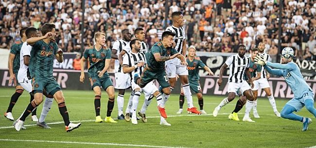 Foto: Waarschuwing voor Ajax: 'Niet nóg een keer zo doen'