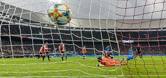 Foto: Feyenoorder verliest krediet: