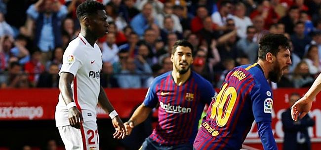 Foto: Nieuwe trainer voor Promes bij Sevilla na Europa League-uitschakeling