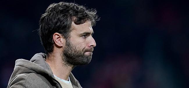 Foto: FC Twente maakt zich op voor 'hele belangrijke pot': 'Dat is een gegeven'