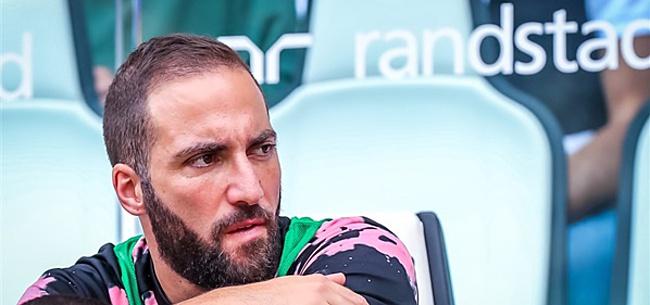 Foto: 'Juventus bepaalt vraagprijs voor Gonzalo Higuaín'