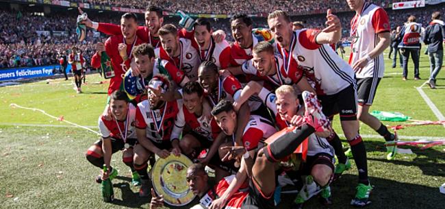 Foto: Vacatures op Feyenoord-middenveld: tien kandidaten