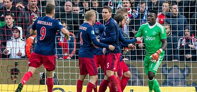 Foto: Ajax houdt belangrijke basisspeler mogelijk tegen zijn wil in ArenA
