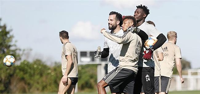 Foto: Transferdrama dreigt voor Ajax, ontevreden speler wil weg