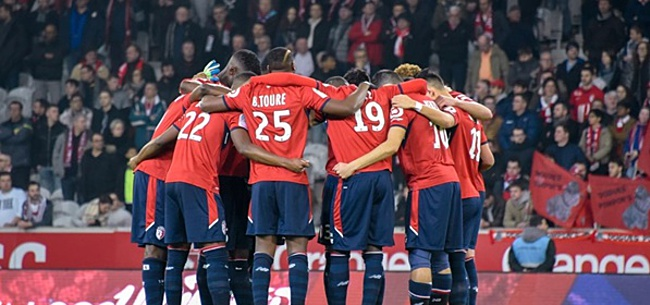 Foto: 'Lille met 2 verrassingen in opstelling tegen Ajax vanavond'