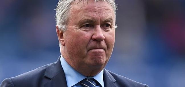 Foto: Hans Kraay jr. stangt Guus Hiddink: 'Jij hebt nooit genoeg, hè?'