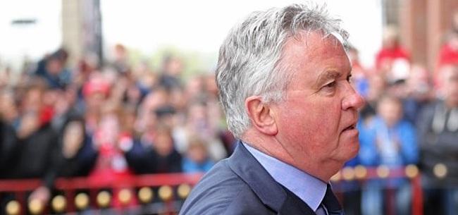 Foto: 'Speurend PSV loopt blauwtje bij door Hiddink getipte speler'