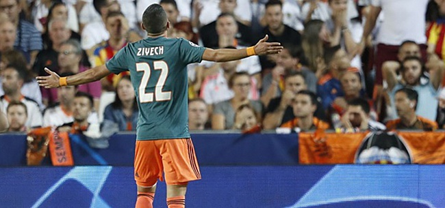 Foto: Ziyech legt geheim van Ajax uit: