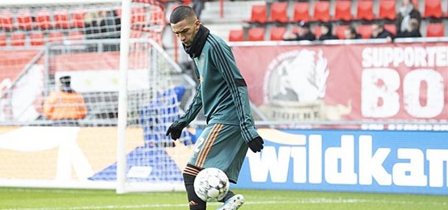 Foto: Ziyech over transfer: