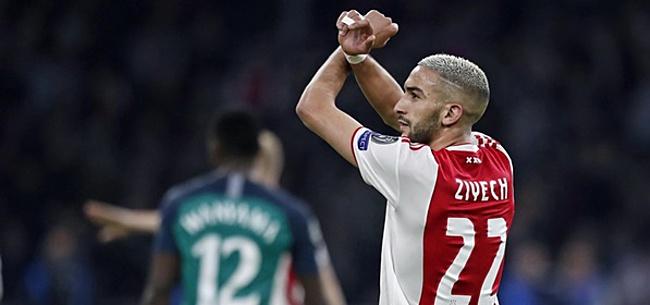 Foto: 'Hakim Ziyech krijgt opnieuw slecht nieuws over transfer'
