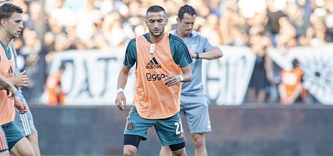 Ajax gaat Hakim Ziyech ongekend salaris betalen'