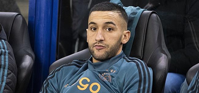 Foto: 'Chelsea gaat Ziyech omringen met meer grote namen'