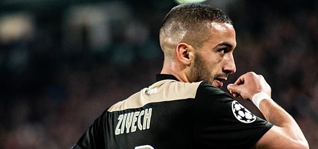Foto: Ziyech stelt fans gerust: