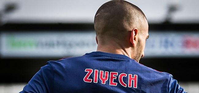 Foto: Telegraaf: 'Meerdere aanwezigen in Ajax-bus bevestigen Ziyech-aanval'
