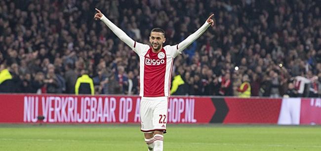 Foto: Ajax heeft fraaie videoboodschap voor Chelsea: 'Geloof in de magie van Ziyech'