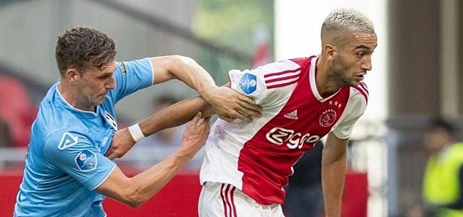 Foto: 'Maakt niet uit als ik eens slecht speel, dat voelde ik in Nederland niet'
