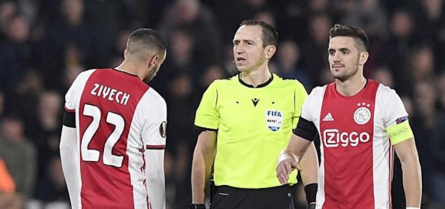 Foto: 'Deceptie bij Getafe levert Ajax dramatisch nieuws op'