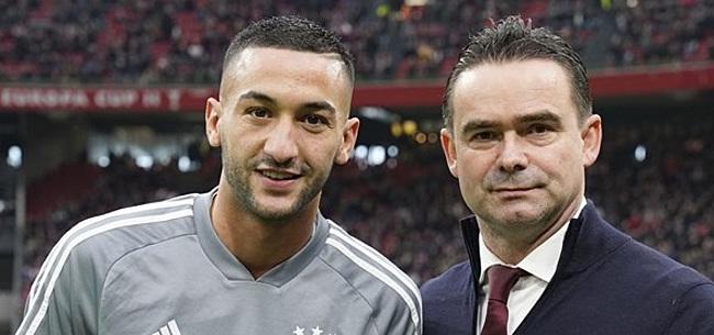 Foto: 'Ajax voorspelt na Ziyech nog zes uitgaande transfers'