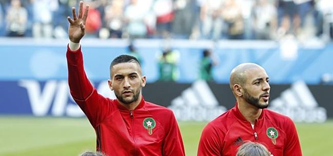 Foto: 'Ziyech heeft het niveau van AS Roma gewoon niet'