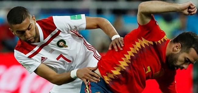 Foto: Voetbalfans tweeten massaal over Hakim Ziyech