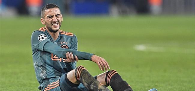 Foto: 'Groot transferprobleem dreigt voor Hakim Ziyech'