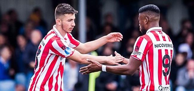 Foto: Sparta hoopt op grote stunt met Eredivisie-sterspeler