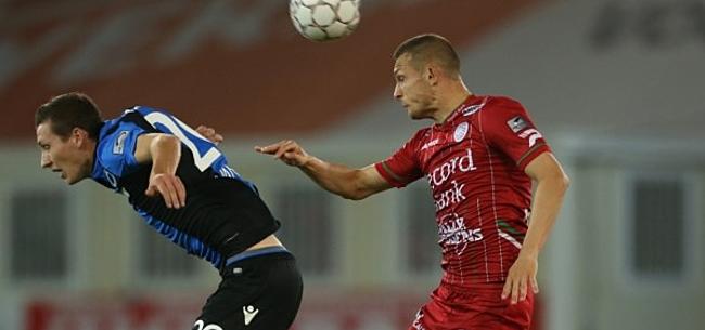 Foto: Zulte-sterkhouder Derijck blikt vooruit op duel met Vitesse