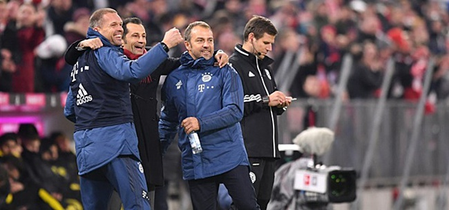 Foto: Bayern München heeft goed nieuws voor interim-coach