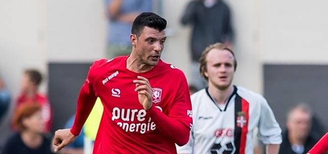 Foto: Twente-aanwinst geniet nu al van Nederlands voetbal