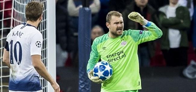 Foto: 'Hij was samen met Jeroen Zoet de beste bij PSV'