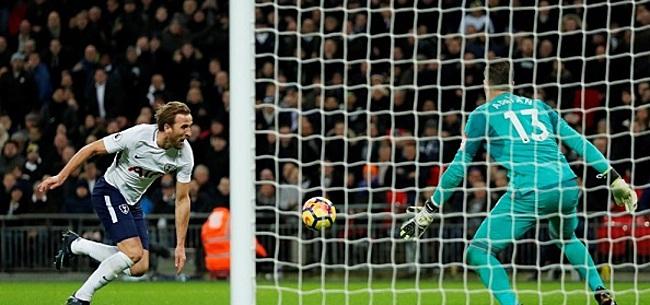 Foto: Wonderschone goals zorgen voor gelijkspel op Wembley