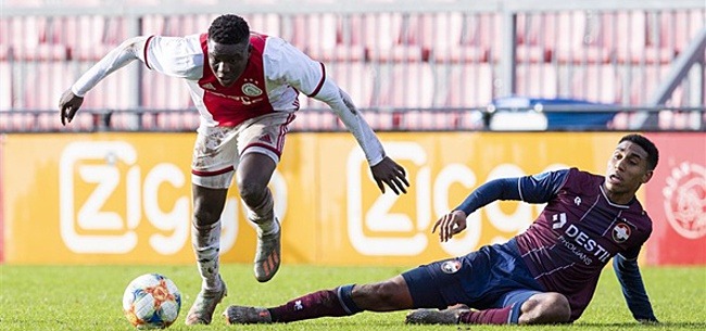 Foto: Bandé over blessure: