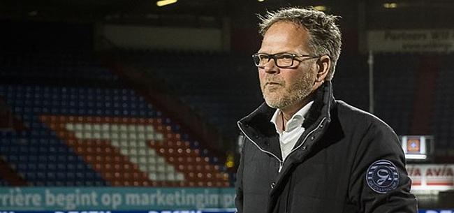 Foto: Cambuur denkt aan De Jong: