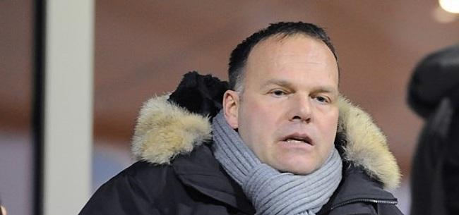 Foto: 'Eredivisie moet niet kleiner, maar juist groter worden'