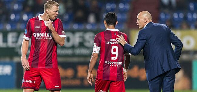 Foto: Jurgen Streppel ondertekent contract bij Anorthosis Famagusta