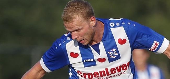 Foto: 'Promovendus wil Heerenveen en Veerman van elkaar verlossen'