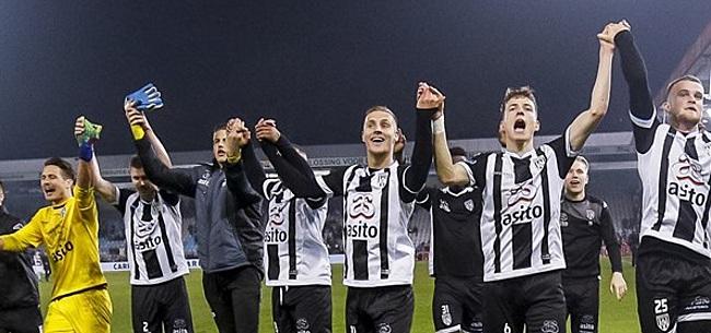 Foto: Heracles Almelo wint van Heerenveen en zet grote stap richting play-offs